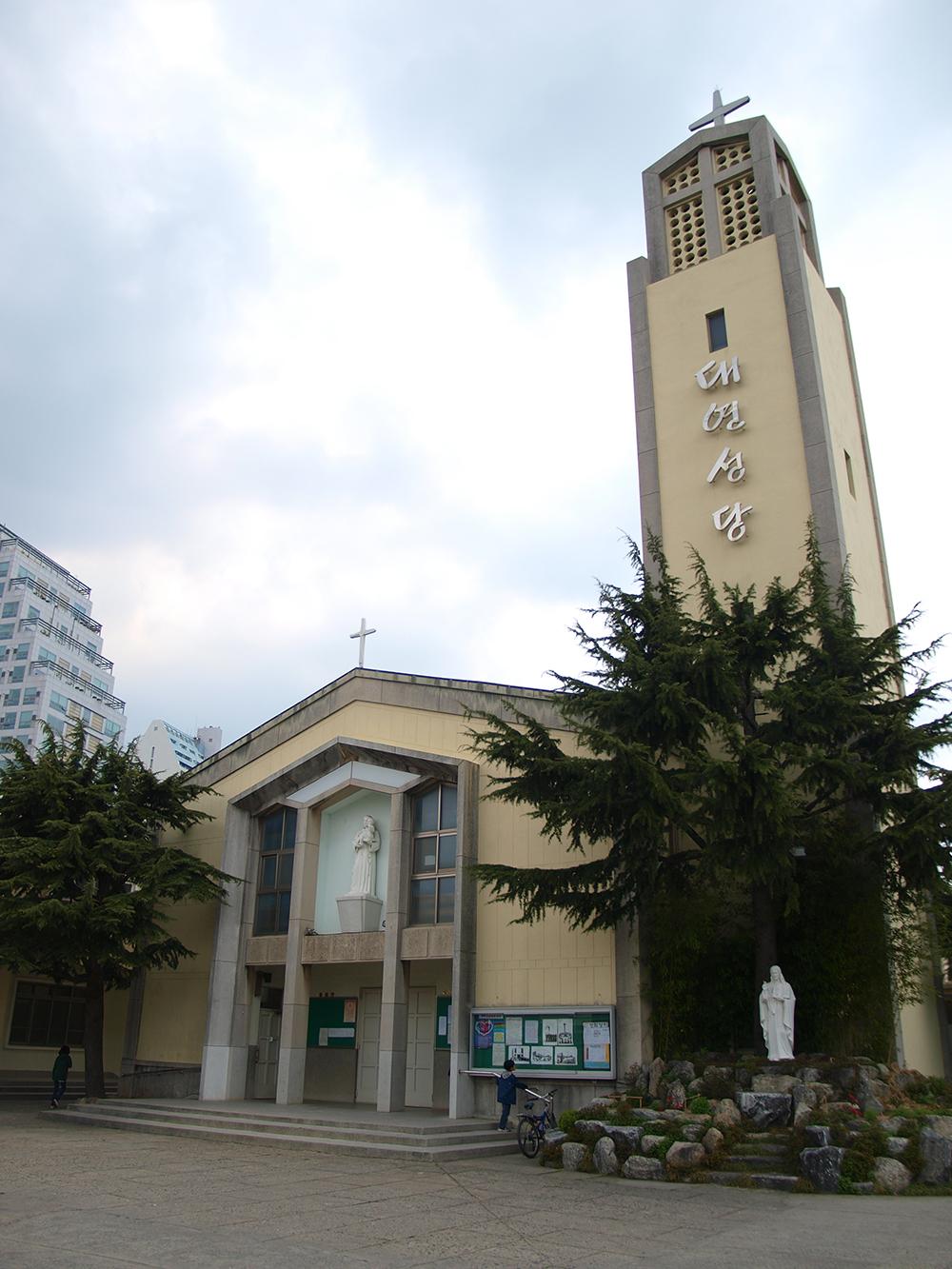 안토니오 수도원 부산 사진