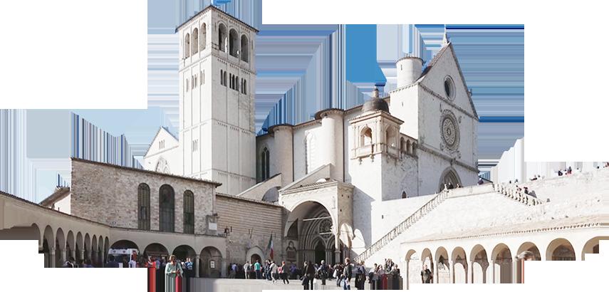 미사 서브화면 수도원 사진
